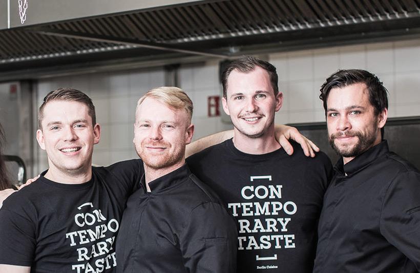Berlin Cuisine Karriere - Unser Team ist unsere beste Zutat - Berlin ...